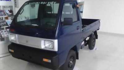 Xe tải suzuki 650kg thùng mui bạt mới 100%