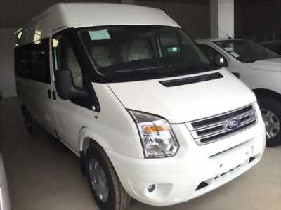 Bán Ford Transit MID-Hỗ trợ vay 70% giao xe ngay