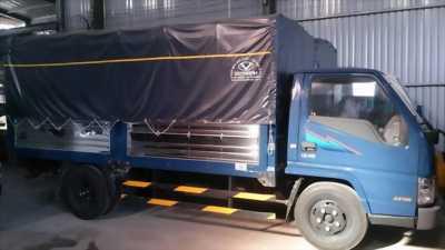 Bán xe hyundai 2,5t thùng bạt trả góp