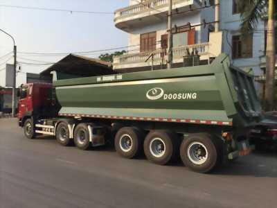 Bán Mooc Ben tải tự đổ Doosung Hàn Quốc, 3 trục thường