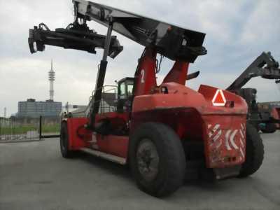 Xe nâng hạ Container KALMAR 45 Tấn. Hàng Châu Âu mới về