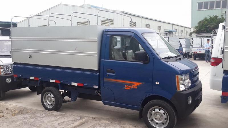 xe tải Dongben 810kg chỉ vơi 20tr bảo hành 3 năm