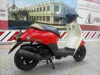 Honda Today 50cc HQ,ngay chủ,màu đỏ-trắng,BSTP