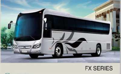 Bán trả góp xe khách DAEWOO FX 120 47 chỗ cao cấp