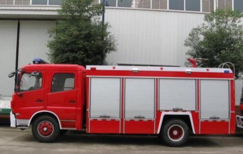 Bán Xe cứu hỏa Dongfeng 10 khối loại dùng bọt/ nước