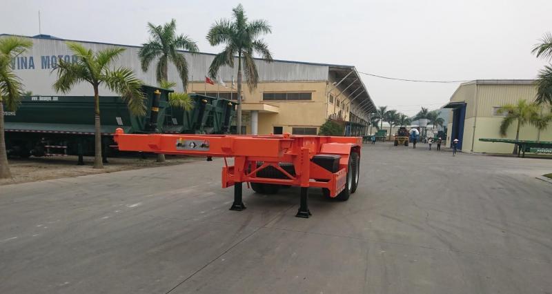 Bán Mooc Xương 27 tấn (chở xe, máy chuyên dùng)