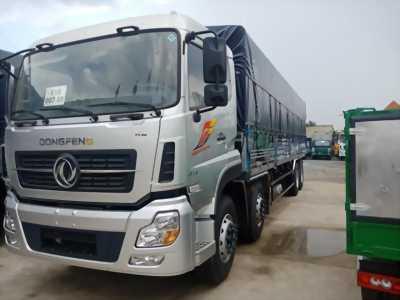 Xe tải thùng Dongfeng hoàng huy YC 310
