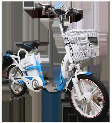 Xe đạp điện HKBike.