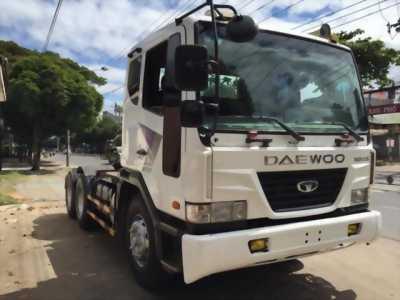 Xe đầu kéo Daewoo Nhập khẩu.