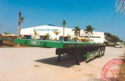 Chuyên cung cấp RM Sàn phẳng 3 trục 40 feet, tải 32 tấn