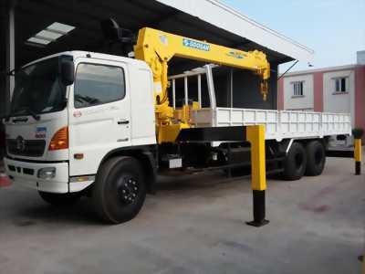 Xe tải hino 3 giò tải hàng 16 tấn