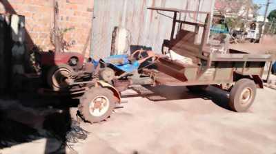 Cần bán xe công nông