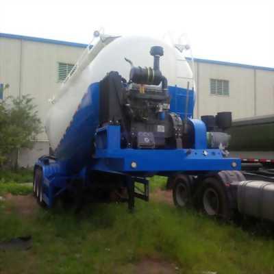 Rơ Mooc Xitec Chở Ximăng rời Doosung 32.7 tấn