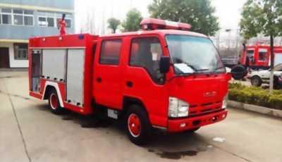 Đại lý Ô tô Miền Nam cung cấp xe cứu hỏa Isuzu