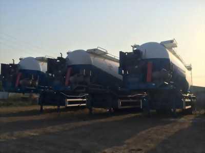Trả góp 80% SMRM Bồn CIMC chở xi măng rời 30 Khối