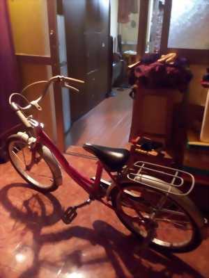 Thanh lí xe đạp học sinh