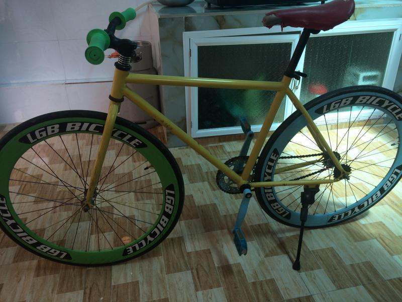 Cần bán gấp xe đạp này ai cần liên hệ