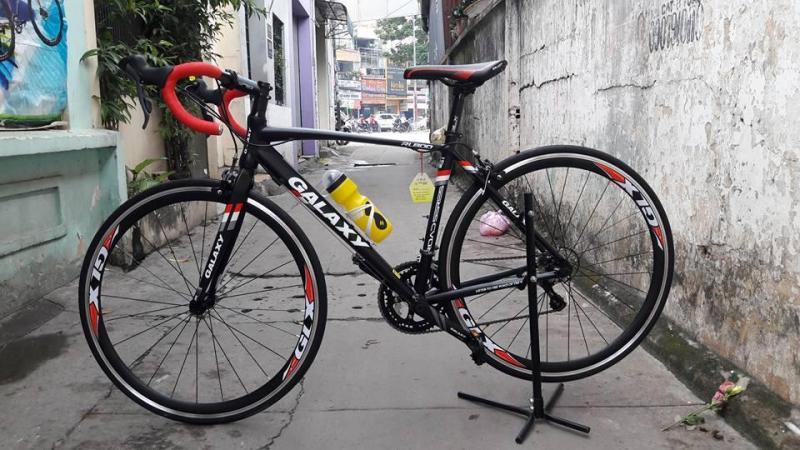 Xe đạp đua galaxy rl 800