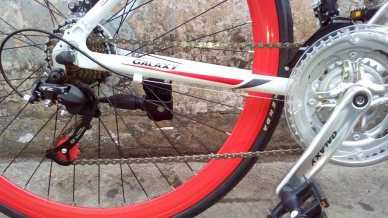 Xe đạp đua galaxy rl 300