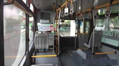 Xe buýt Daewoo BC 312MB-71 chỗ-đời 2017.