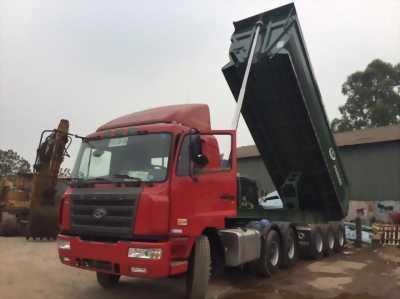 Bán Mooc Ben Doosung 2017, tải trọng 28.1 tấn, thùng 24 khối