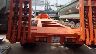 Giá Rơ Mooc Lùn Chở xe, máy chuyên dùng DOOSUNG