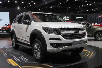 Ra mắt Trailblazer SUV giảm ngay 80trđ