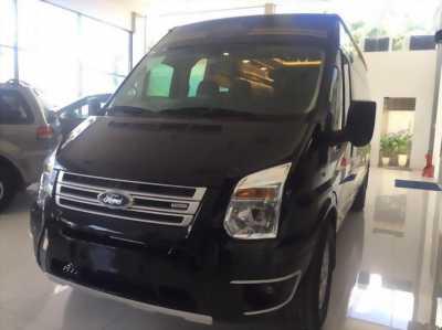 Ford Transit Limousine bản cao cấp đầy đủ trang thiết bị