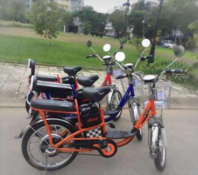 Cần thanh lý xe đạp điện tại Bình Tân, giá rẻ mới 100%