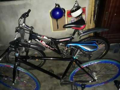 Xe đạp đề 7 líp Asama, còn có chiếc fix gear
