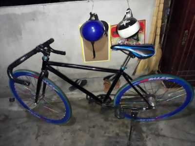 Xe đạp fixgear