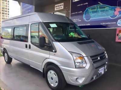 Xe Ford Transit 16 chỗ giá tốt, có hỗ trợ ngân hàng