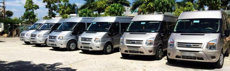 Dịch vụ cho thuê xe du lịch chất lượng
