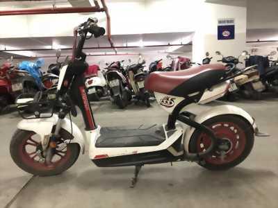 Bán xe đạp điện Giant 133s đời mới chính hãng màu trắng