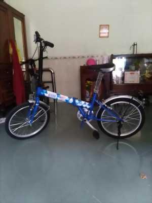 Cần bán gấp xe đạp doraemon xếp