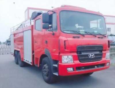 Xe chữa cháy Huyndai HD 170 nhập khẩu nguyên chiếc