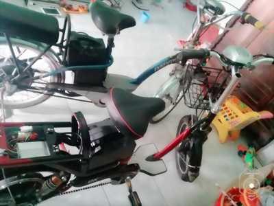 Bán 2 em đạp điện