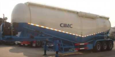 CIMC Xitec chở xi măng rời 30 khối vừa cấp bến