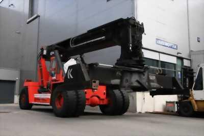 Xe nâng chụp Container KALMAR nhập Châu Âu Siêu đẹp