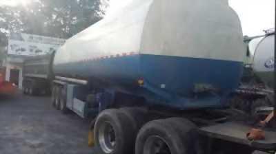 Thanh lý Rơ Mooc Xitec Chở xăng dầu 39 Khối