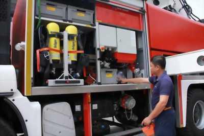 Chuyên phân phối xe cứu hỏa hiệu Man DO836LFL44-nhập khẩu