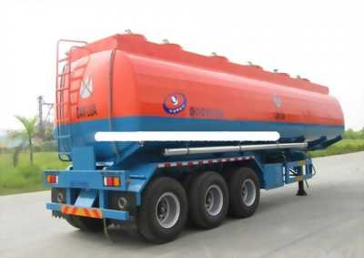 Bán Sơ mi rơ moóc chở xăng dầu ( giao hàng toàn quốc) xe có sẵn
