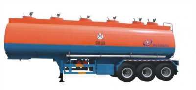 Nhà phân phối Rơ Mooc xitec chở Xăng dầu 39 khối