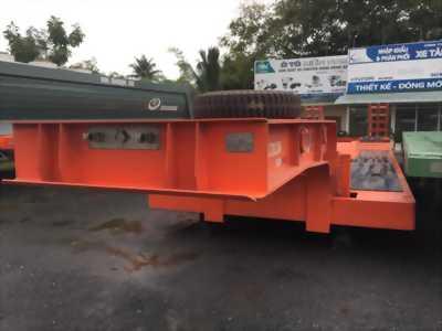 Chuyên bán moóc Phooc Lùn Doosung (chở xe, máy chuyên dùng),3 trục, 14m,sàn 6m,giá rẻ.
