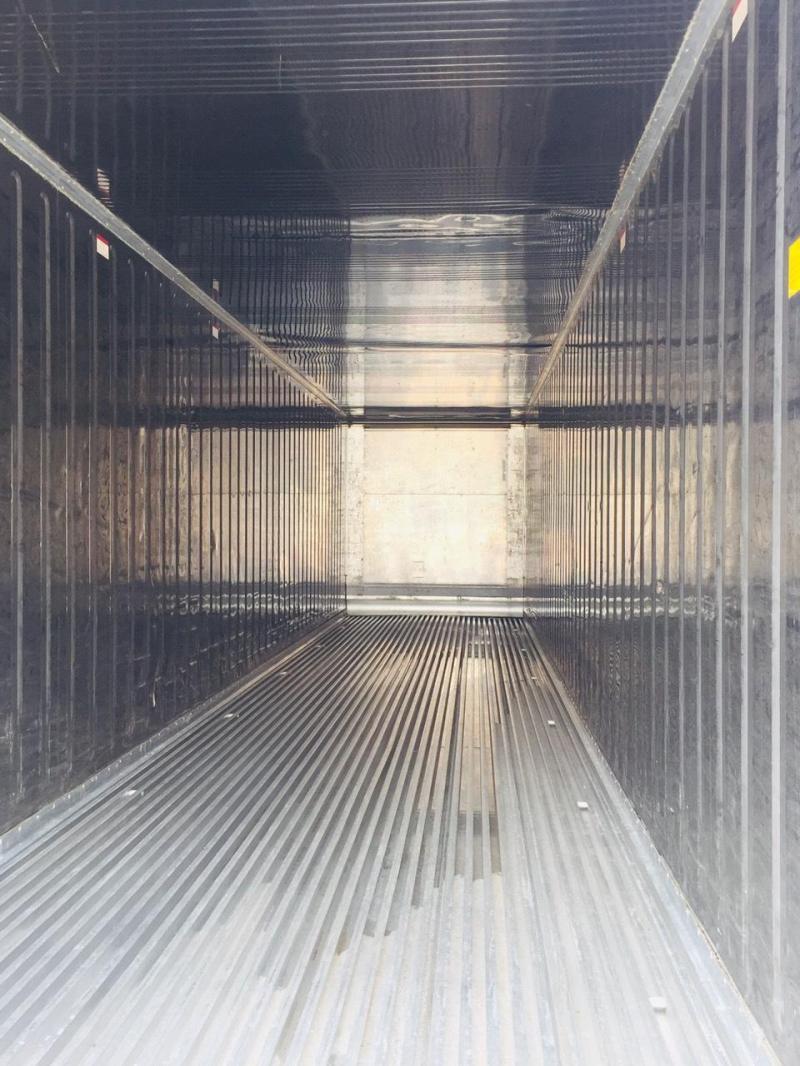 Cho thuê container lạnh 40FT tại Lâm Đồng