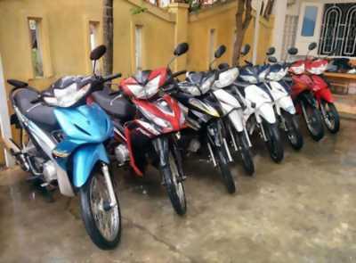Cho thuê xe máy giá rẻ tại Bình Dương
