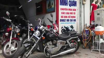 Bán Moto côn tay Rebel 150cc của hãng REGAL RAPTOR