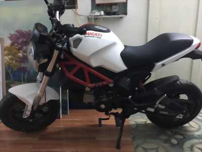 Bán Ducati Monster Mini Thái 99%, chưa đăng kí