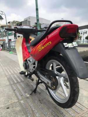 Suzuki/sport Xipo 120 màu đỏ đời 2001. Xe nguyên bản đẹp