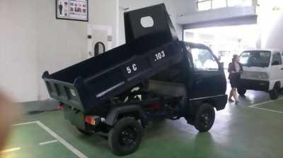 Xe tải nhỏ Dongben lững 900kg, hỗ trợ trả góp 80%